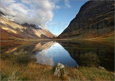 Martina Cross - Glencoe - Loch Achtriochtan - Schottland