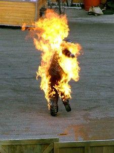 myhopeconnect - Jungle Justice Man Set Ablaze In Ekiti For Killing Landlords Daughter.1 7 2014