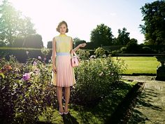 Ted Baker Spring/Summer 2013, this outfit reminds me of something a Wes Anderson character would wear