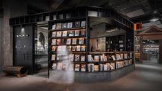 墨雀咖啡,广东中山 / 三品空间设计 - 谷德设计网 Jackdaw, Coffee Shop, Indoor, China, Building, Nest, Corner, Scene, Interiors