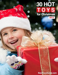 30 Hot Toys for Christmas 2012. Great list for gift ideas with hands-on reviews and videos. #ad
