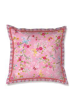 Almofada Chinese Blossom Rosa Pip