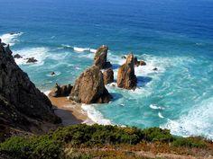 Praia da Ursa Cabo, Water, Outdoor, Blog, The Beach, Europe, Gripe Water, Outdoors, Outdoor Living