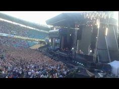 Bruce Springsteen - The Promised Land - LIVE Ullevi Stadium Gothenburg 27/7-2012