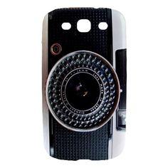 Vintage Camera Samsung Galaxy S3 Case Cover Hard Case