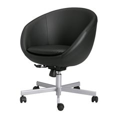 39 99 ikea fingal swivel chair you sit comfortably since the
