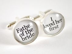 cute idea for father of bride