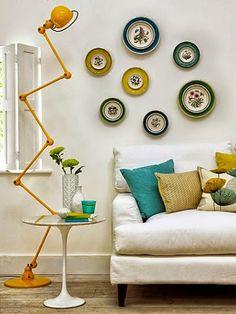 Algún día... Un sofá blanco. | Decorar tu casa es facilisimo.com