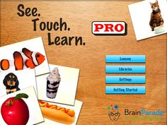 Giveaway - See.Touch.Learn Pro 2012 - One of the best apps for ABA