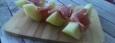 Prosciutto melone