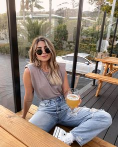 Cute Summer Outfits, Cute Casual Outfits, Spring Outfits, Casual Summer, Basic Outfits, Mode Outfits, Fashion Outfits, Spring Summer Fashion, Autumn Fashion
