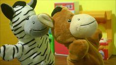 Baby Einstein 2017 Puppets Videos Show : Alphabet Letter B for Bee