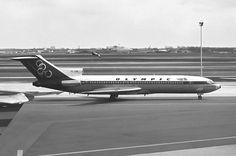 Olympic Airways B 727-284 (Queen Anna-Maria) [SX-CBB]