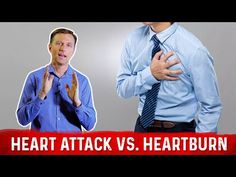 Heart Attack vs. Heartburn: How to Tell the Difference? Palmer College Of Chiropractic, Doctor Of Chiropractic, Heartburn Symptoms, Prevent Heart Attack, Eric Berg, Heart Attack Symptoms, Free Advertising