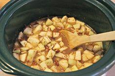 Renee's Kitchen Adventures: Slow Cooker Apple Cranberry Steel Cut Oats