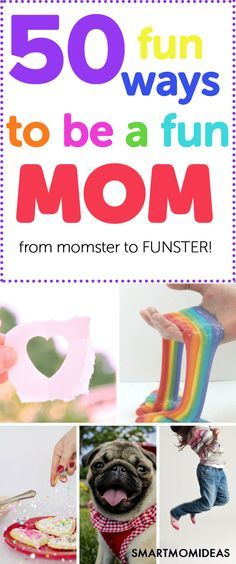 Are you a momster? You know the type of mom that says no all the time, is tired and hardly laughs. Yes, that was me. We work hard as stay at home moms that we forget to have fun. Fun mom ideas just don't come to us! Here are 50 ways to be a fun mom with a toddler over the summer!