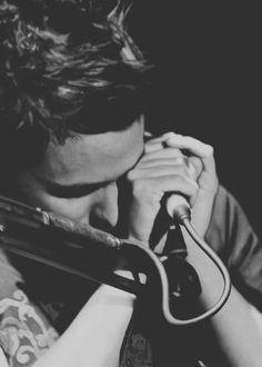 Matthew Bellamy my fav' singer leader of Muse #MattBellamy #Muse