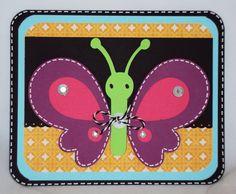 Create a Critter - Butterfly