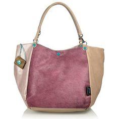 'Viola Damen Shopper von Gabs in Rosa ca. 40 x 33 x 30 cm (BxHxT): Amazon.de: Schuhe & Handtaschen