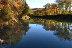 Mulberry River, Arkansas #AETN #BeMore #ExploringAR