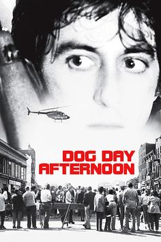 Dog Day Afternoon Movie Poster