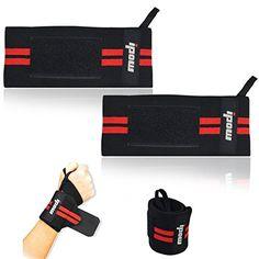 http://ift.tt/1IqoQTf Ipow [2er Set] Handgelenkbandage / Handgelenkstütze / Handgelenkschoner /Bänder / Bandagen für Bodybuilding  Fitness ! salesviiko@
