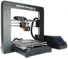 Wanhao Duplicator i3 V2.1 - 3D printers NZ - 3D modeling services | 3Design