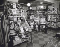 Whelan's Drug Store, 44th Street and Eighth Avenue, Manhatta... by New York Public Library, via Flickr