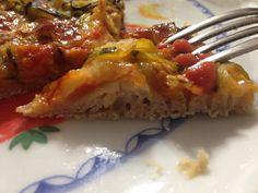 Dal ricettario di Roberta: Pizza con farine naturali senza mais: ovviamente c...