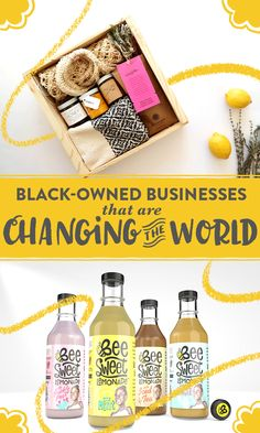 Black owned businesses that are changing the world