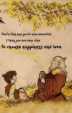 Possibly my favorite quote from Uncle Iroh (ATLA). - Possibly my favorite quote from Uncle Iroh (ATLA). You are in the right place about cartoon anime H - Avatar Aang, Avatar Airbender, Avatar Legend Of Aang, Team Avatar, Legend Of Korra, Iroh Quotes, Avatar Quotes, The Last Avatar, Avatar Series