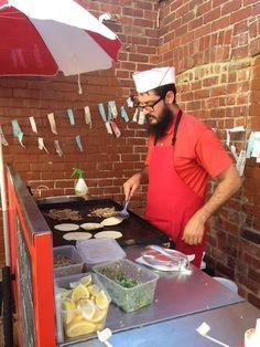 Food Endeavours of the Blue Apocalypse: La Cucaracha – Taco Cart, Perth