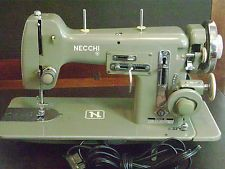 necchi sewing machine - This reminds me of the green ...
