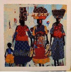 Samurai, African, Painters, Artist, Artists, Samurai Warrior