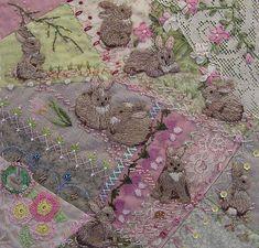 Крейзи-квилт или безумные лоскутки - Ярмарка Мастеров - ручная работа, handmade