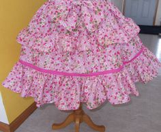 Lolita Skirt Cosplay Flower Kawaii Skirt Sweet Lolita Cupcake Skirt Candy Skirt Victorian Ruffle Prairie Skirt. $29.99, via Etsy.
