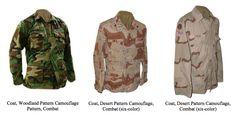 uniforms us troops army woodland camo