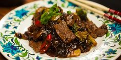 Try this Fragrant Beef with Black Bean Sauce recipe by Chef Adrian Richardson. This recipe is from the show Secret Meat Business.
