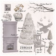 Zerkalo - Magical Christmas