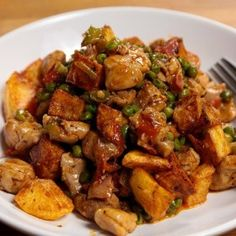Kung Pao Chicken, Main Dishes, Bbq, Food Porn, Food And Drink, Restaurant, Ethnic Recipes, Bulgur, Chef Recipes