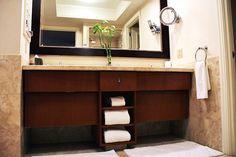 bathroom marble luxury travel