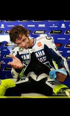 Valentino Rossi at sepang tests 2014