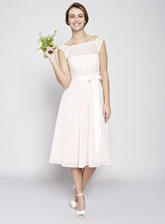 Rose Chloe Bridesmaid Dress