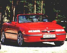Vauxhall Calibra convertible