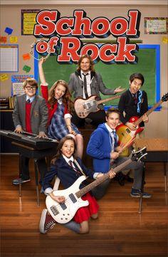 School Of Rock Tv Show Songs : nickelodeon 39 s new school of rock tv show premieres in march watch a preview at tv series finale ~ Russianpoet.info Haus und Dekorationen