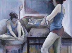 space 22, acrylic on canvas, 90x120 cm