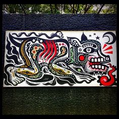 Neuzz aka Miguel Mejía | Street Art Magic | Page 11
