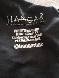 MMA starts at 5pm and 6pm today. Freestyle Wrestling starts at 6pm - bookings https://www.hangarhpc.com/members/