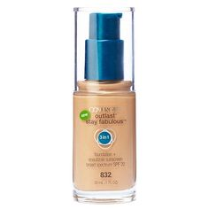 Best New Foundation - COVERGIRL Outlast Stay Fabulous 3-in-1