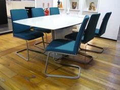 Lausanne Dining Chairs Save £1,073 Now £1,099 Was £2,172 Lausanne Dining Chairs x6  Petrol Molino/titanium grey burnished steel  H90½/47xW49xD57cm